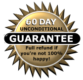 60-day Unconditional Guarantee