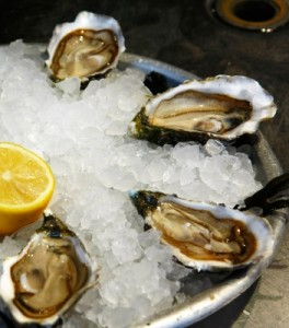 """""""Oysters On Ice"""" by Tina Phillips"""