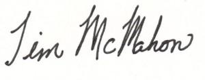 Tim McMahon, editor